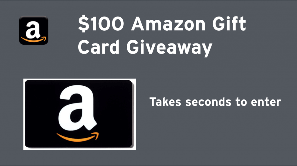 Have you entered for your chance to win $100 Amazon gift card from Dropprice? Better hurry! Giveaway ends March 28, 2017.
