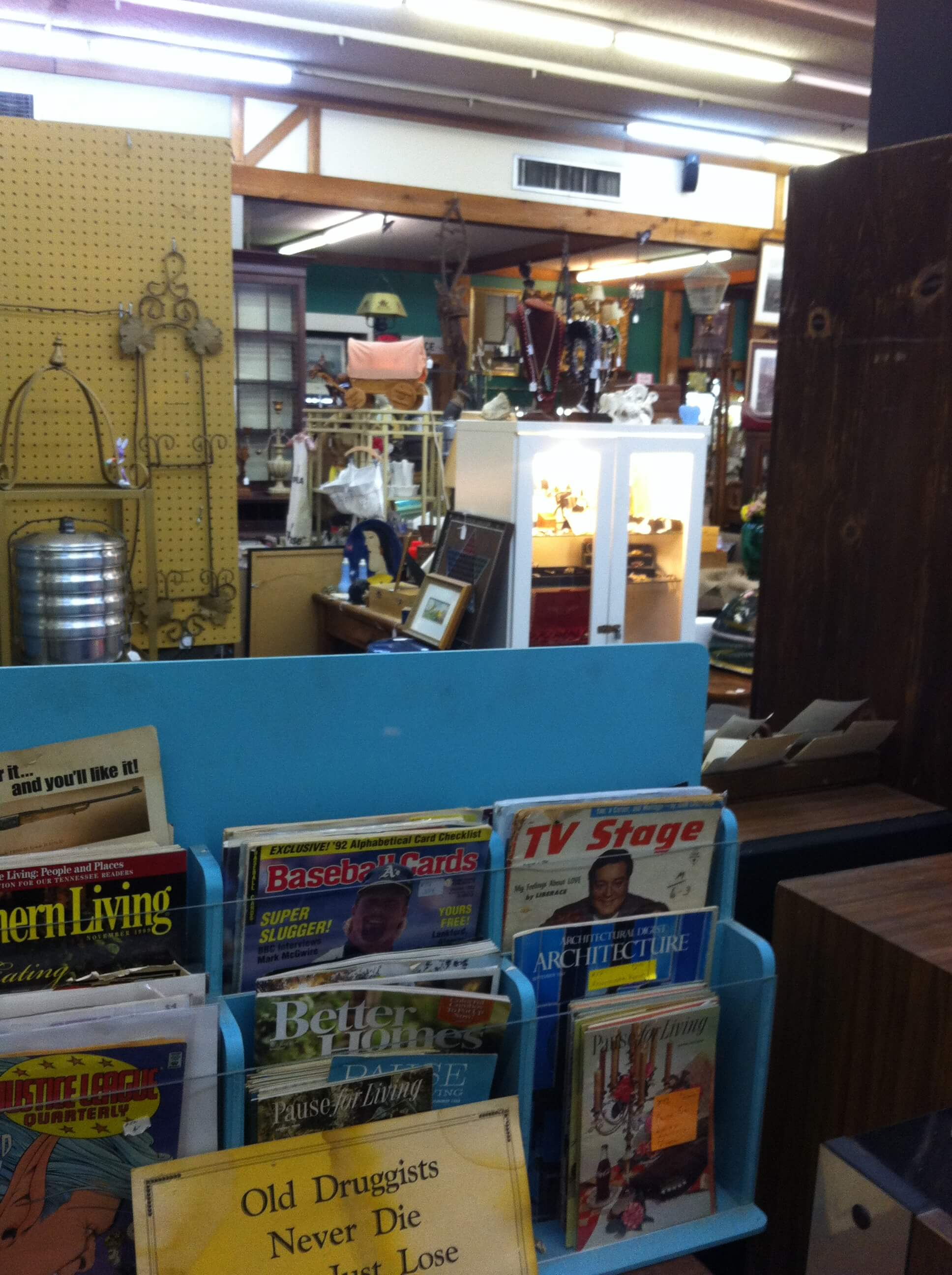 Thrift Store & Antique Shopping in Memphis, TN - Trisha Dishes