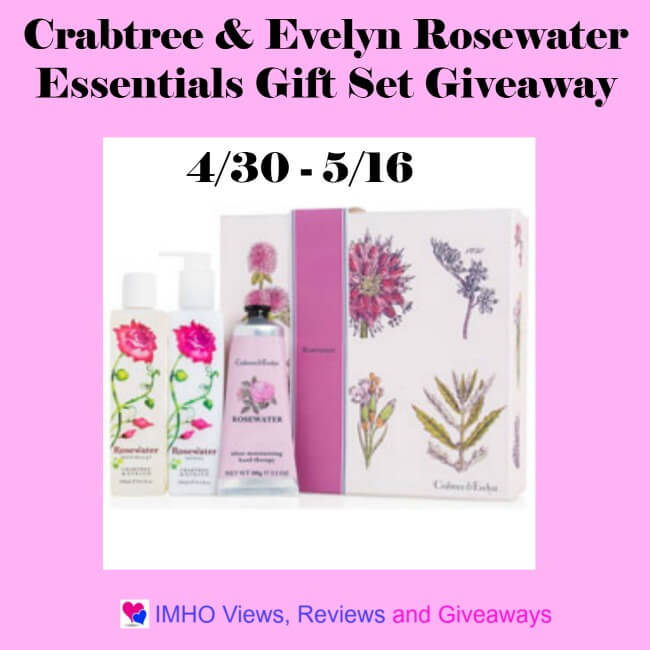 Crabtree-Evelyn-Giveaway