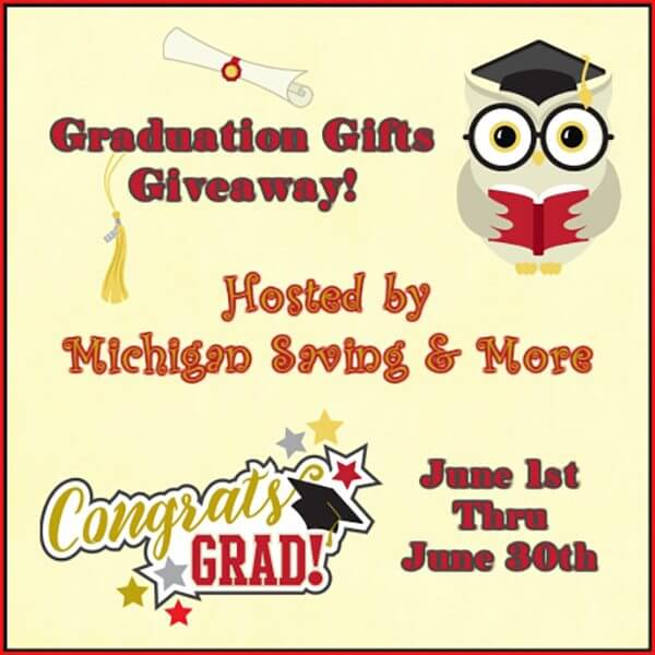 Graduation Gifts Giveaway