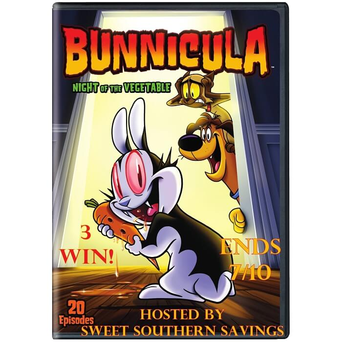 Enter to win a Bunnicula DVD!