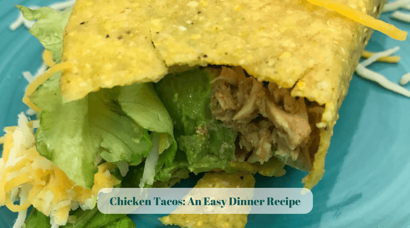 Chicken Tacos | Trisha Dishes | Easy Dinner Recipe | Taco Tuesday Recipe