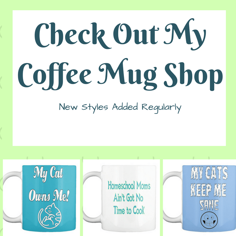 Check Out My Coffee Mug Shop