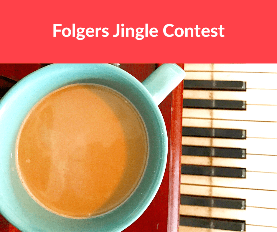Have you entered Folgers jingle contest?