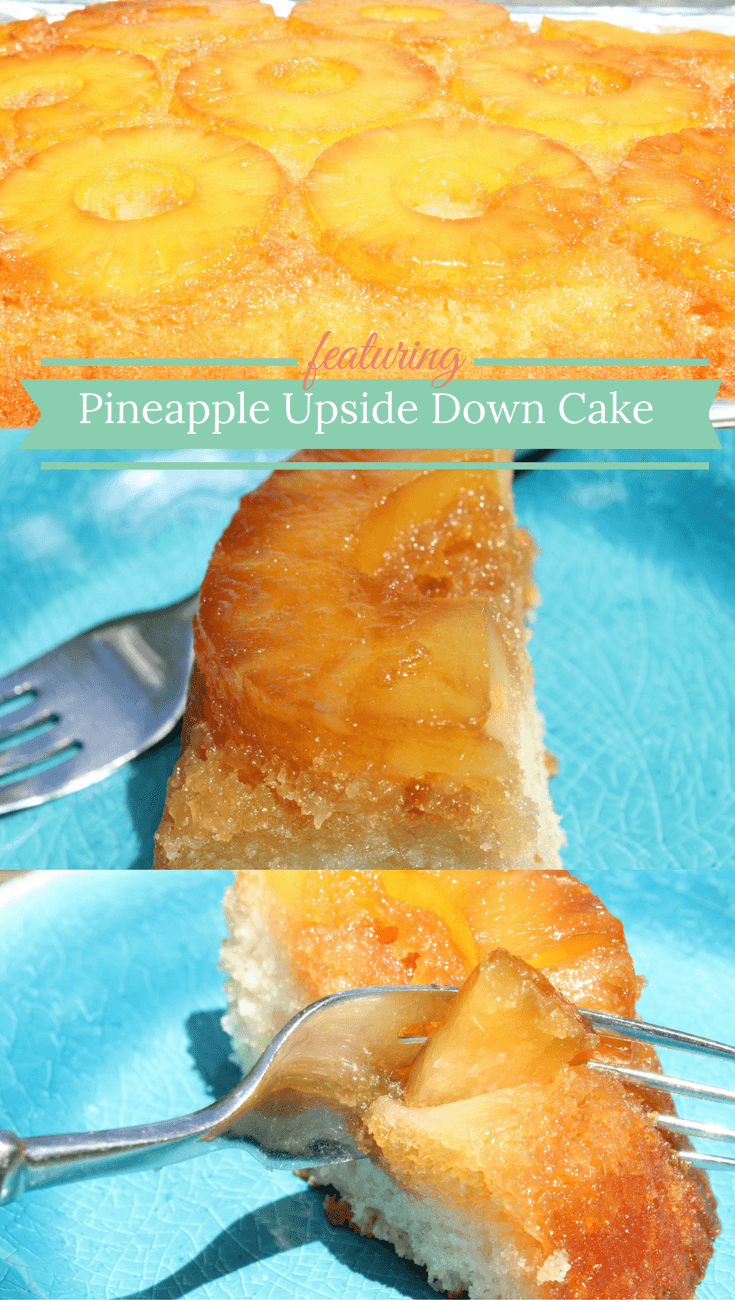 Microwave Pineapple Upside Down Cake In A Mug