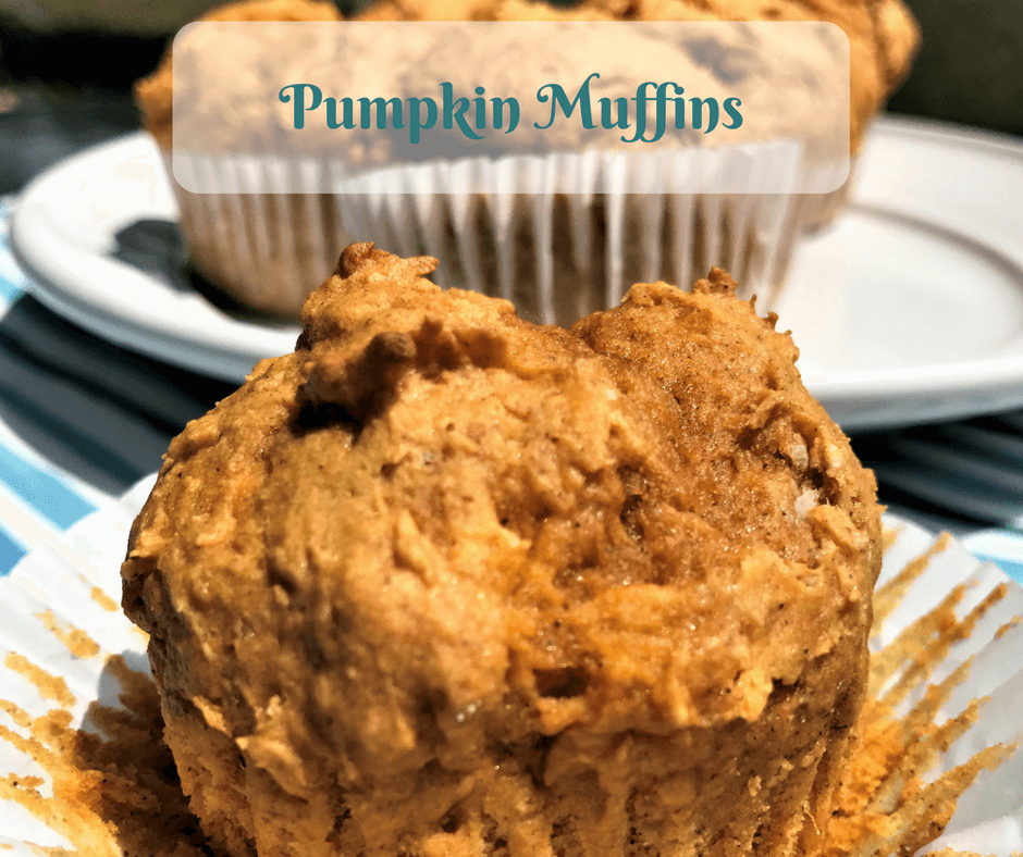 Have you tried these incredibly easy and delicious Pumpkin Muffins?