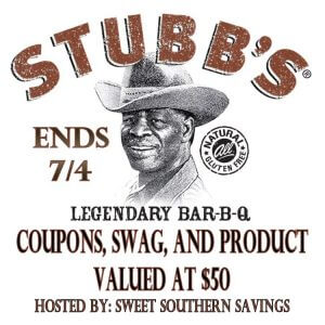 Have you entered the Stubb's BBQ Package giveaway yet? | Trisha Dishes | Giveaway
