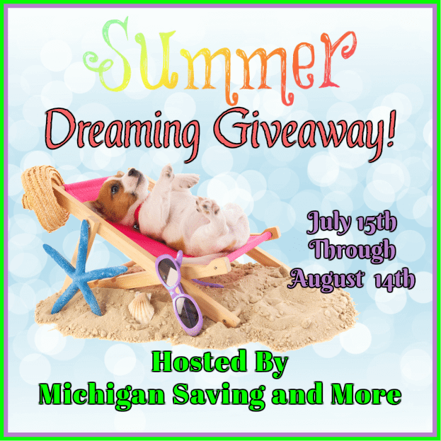 Summer Dreaming Giveaway