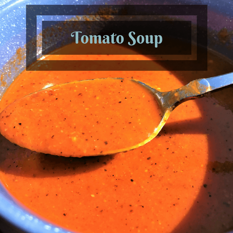 Tomato Soup: A Slow Cooker Recipe