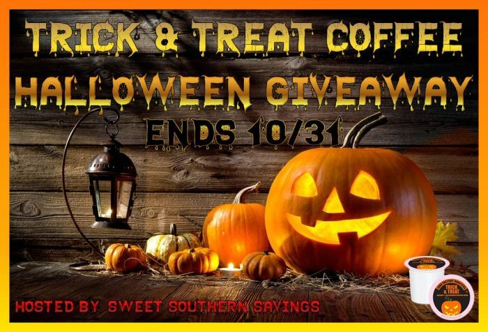 Have you entered the Trick & Treat Halloween #Giveaway yet?