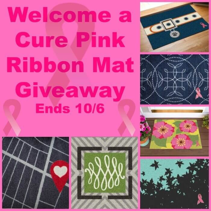 Welcome-a-Cure-Pink-Ribbon-Mat-Giveaway-Ends-106
