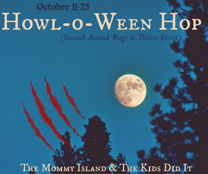 Have you entered the Howl-O-Ween Giveaway Hop?