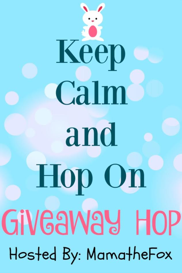 Have you entered the Keep Calm & Hop On Giveaway Hop? What are you waiting for?