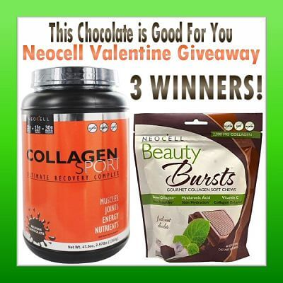 Have you entered to win this fabulous prize from Neocell?