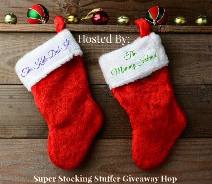 Super Stocking Stuffer Giveaway Hop 2017